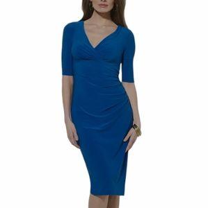 Lauren Ralph Lauren Elbow Sleeve Dress Size 6